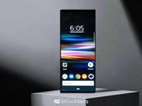 «Живые» снимки смартфона Sony Xperia XZ4 демонстрируют основную изюминку необычного аппарата