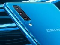 Скоро покажут Samsung Galaxy A50 – смартфон с отличным экраном для просмотра контента