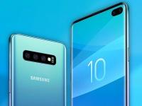 Фото подтверждает, что Samsung Galaxy S10 сможет заряжать другие смартфоны беспроводным путем