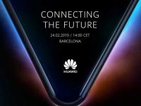 Huawei тизерит анонс складного 5G-смартфона на MWC 2019