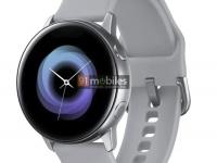Смарт-часы Samsung Galaxy Sport показались на качественном рендере