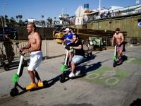 В прошлом году в США было травмировано или погибло более 1500 пользователей электрических скутеров
