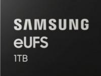Samsung официально объявляет о серийном выпуске флеш-памяти для смартфонов на 1 ТБ