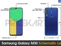 Доступный Samsung Galaxy M30 получит 6 ГБ ОЗУ и тройную камеру