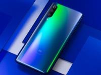 Официальные рендеры Xiaomi Mi 9 в синем цвете