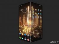 Первый смартфон IQOO от Vivo на рендерах