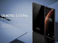 Новый OUKITEL C13 Pro: дисплей с вырезом и ОС Android 9.0 Pie