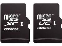 Представлены новый формат карт памяти — microSD Express