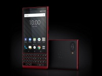 Представлен BlackBerry KEY2 Red Edition