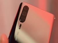 Huawei P30 (Pro) на живых фото со всех сторон