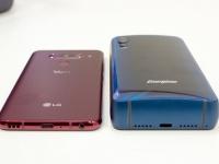 Как на самом деле выглядит рекордный смартфон Energizer с аккумулятором, как у шести iPhone XS Max