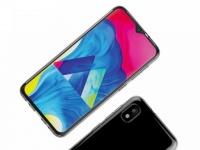 Смартфон Samsung Galaxy A10 показан на качественных изображения