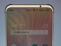 Meizu 16s впервые на живых фото?