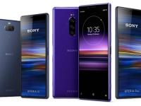 Старт продаж Sony Xperia 10 и 10 Plus, Xperia L в Украине