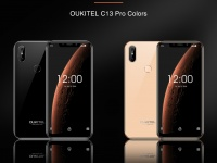 Смартфон Oukitel C13 Pro на Android Pie и челкой в дисплее доступен за $74.99