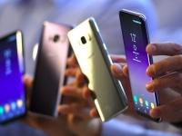 В 2019 г. прогнозируется снижение продаж смартфонов