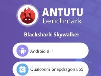 Характеристики Xiaomi Black Shark 2 из AnTuTu
