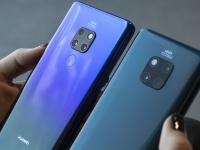 Продажи Huawei Mate 20, Mate 20 Pro и Mate 20X достигли 10 млн