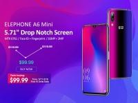 Товар дня: Elephone A6 Mini - $99.99 за запять 4+32 ГБ