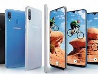 Недешёвый средний класс. Смартфон Samsung Galaxy A50 дебютировал в Европе