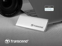 Transcend представляет портативный твердотельный накопитель ESD240C с интерфейсом USB Type-C