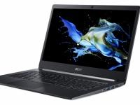 Acer TravelMate X514-51 — 14 ноутбук весом меньше килограмма для бизнесменов