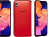Samsung Galaxy A10e станет самым доступным в линейке