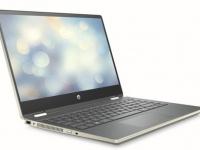 HP выпустила мощные гибридные ноутбуки Pavilion x360 14 и Pavilion x360 15