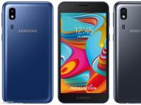 Samsung Galaxy A2 Core показался на первых качественных изображениях