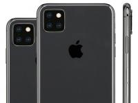 iPhone Xl получит тройную камеру с стиле Huawei Mate 20 Pro