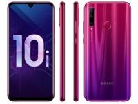 Honor 10i: смартфон с тройной камерой, экраном Full HD+ и чипом Kirin 710