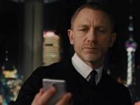 Новым автомобилем Джеймса Бонда станет электрокар Aston Martin, а смартфоном останется Sony Xperia
