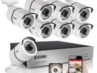 Высококачественные HD-TVI видеокамеры для внутренней и наружной установки