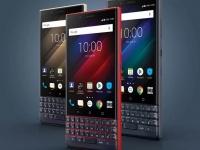 BlackBerry Key 2 и Key 2 LE с QWERTY-клавиатурой признаны самыми красивыми смартфонами