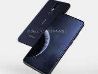 В соответствии с трендами. Появилось изображение смартфона Nokia X71