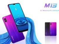 LEAGOO M13 – смартфон с каплевидным вырезом в дисплее со скидкой $20 на старте продаж