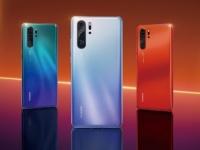 Huawei представила революционные смартфоны серии P30 стоимостью от 22 999 грн