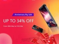 Blackview Super Promo - скидки до 34% на смартфоны в честь дня рождения  AliExpress