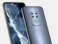 Флагман Motorola с четырьмя камерами на рендерах: Moto Z4?