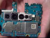 Samsung Galaxy S10 5G: разборка и сборка специального издания на видео