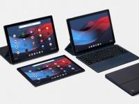 Google подтвердила подготовку новых планшетов и ноутбуков