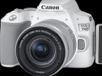 С претензией на рекорд. Canon представила бюджетную зеркальную камеру EOS 250D