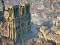 Нотр-Дам будут восстанавливать по модели в игре Assassin's Creed