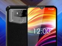 Представлен новый смартфон OUKITEL K12 с аккумулятором на 10000 мАч и зарядкой 5В/6А
