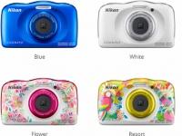 Представлена водонепроницаемая и ударопрочная камера Nikon Coolpix W150