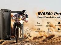 Представлен новый защищенный смартфон Blackview BV5500 Pro – улучшенная версия BV5500