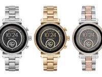 Обновленные смарт-часы Sofie от Michael Kors оценены в $325