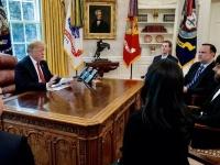 Трамп вызвал главу Twitter и пожаловался на потерю подписчиков