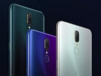 Экран смартфона OPPO A9 занимает более 90 % площади фронтальной поверхности