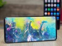 Без вырезов, без отверстий и без выезжающих модулей. Samsung готовит идеальный полноэкранный смартфон